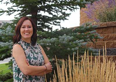 Ashley Fraser, RN, CCH Home Health and Hospice Director