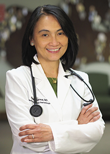 Dr. Pauline Lerma Heptner Cancer Center