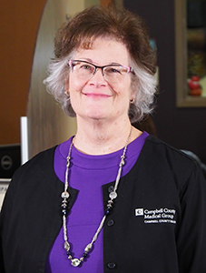 Lise Necklason, RN, Chronic Care Management in Gillette, Wyoming