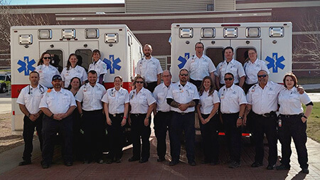 CCH EMS 2017 crew