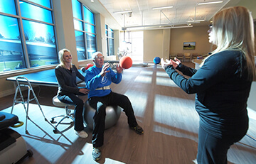 CCH Short Term Rehab therapy in Gillette, Wyoming at The Legacy