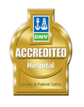 Campbell County Health (CCH) announces the successful completion of its accreditation process from DNV GL - Healthcare.