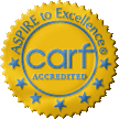 Campbell County Health Behavioral Health Services is a proud to have achieved a three-year accreditation, the highest level of Accreditation offered by CARF International.